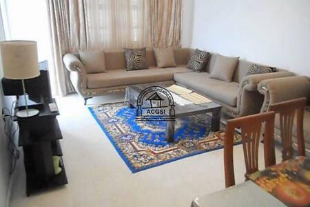 Bel appartement à Monastir - Monastir - Apartment
