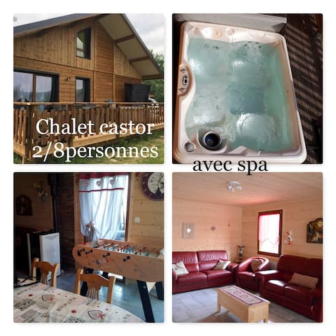 New chalet xonrupt any comfort 2/6 people