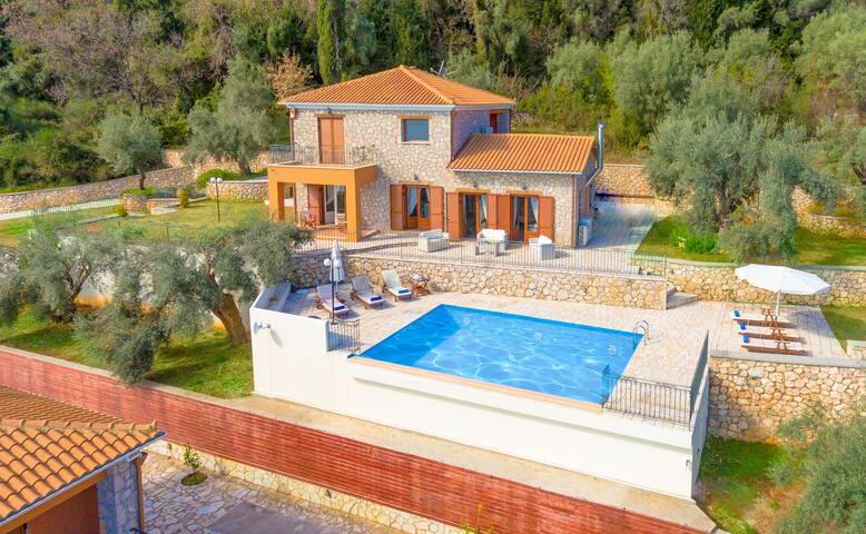 Villa Galatia - Lefkada - Villa