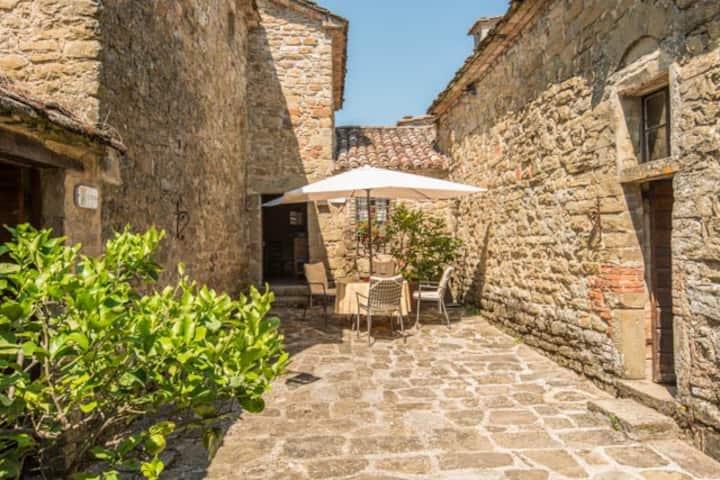 Hamlet of San Biagio a Colle - Casa del Prete