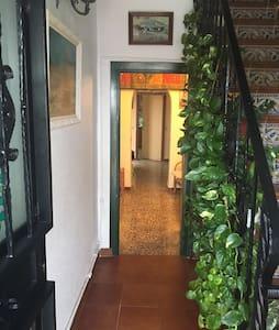 Casa del Abuelo Paco - Carboneras - บ้าน