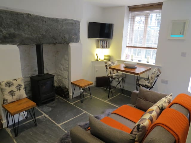 Draig Bach Cottage, Penmachno, Snowdonia