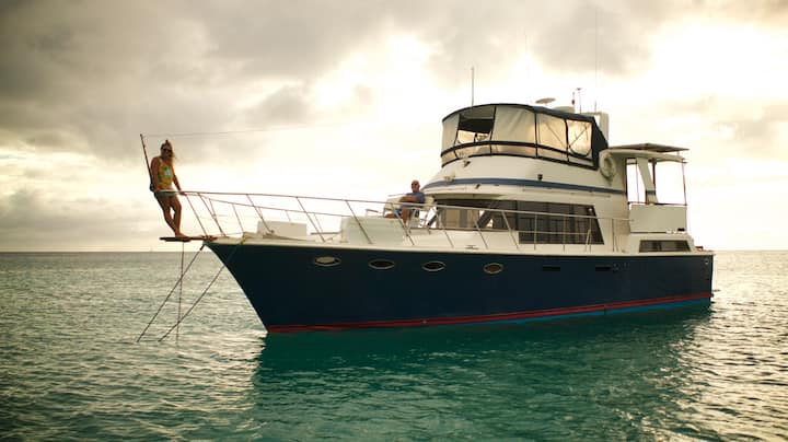 Private/Shared Yacht Charter Grenada-Grenadines