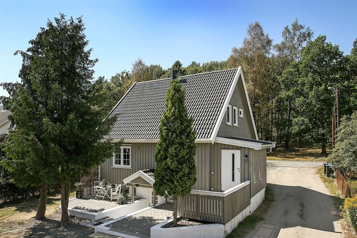 Norway Cozy Villa in Rygge 7 guests - Rygge