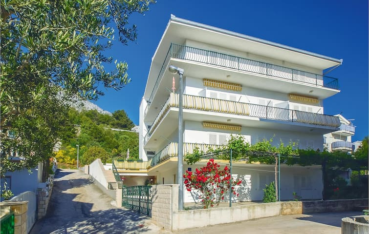Holiday apartment with 1 room on 20 m² in Omis