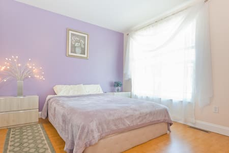 Comfortable Master bedroom - Chicopee