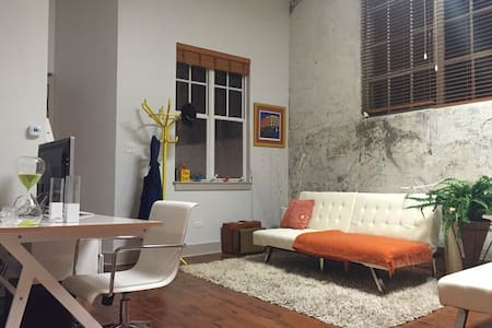 Cozy 1bd Apartment, New Orleans - New Orleans - Lejlighed
