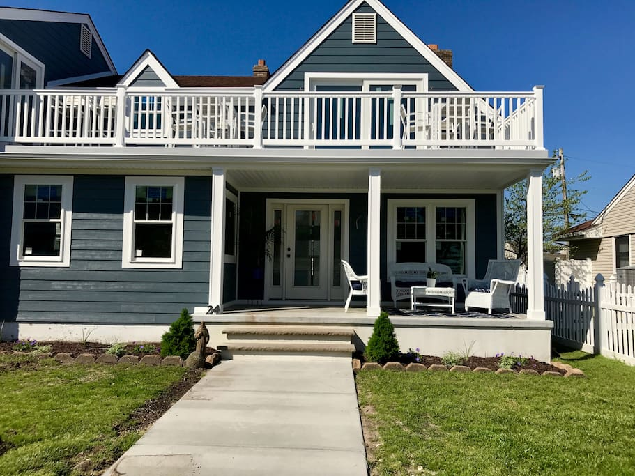 Bay View home, Newly renovated