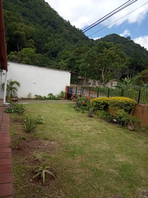 Habitaciones con clima de montaña