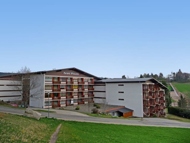 2-room apartment Kurhotel Schluchsee in Schluchsee