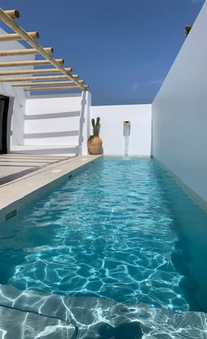 Espectacular casa con piscina en Cabo de Gata