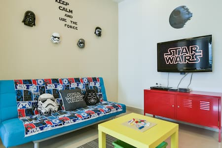 Star Wars Studio near shopping mall - Petaling Jaya