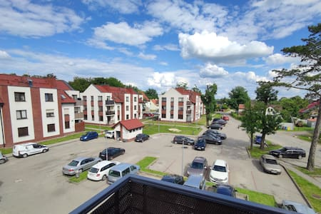 3 Bedroom Apartment in village close to Wroclaw