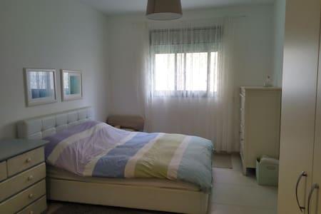 Large Family Apartment - Modi'in-Maccabim-Re'ut - Apartment
