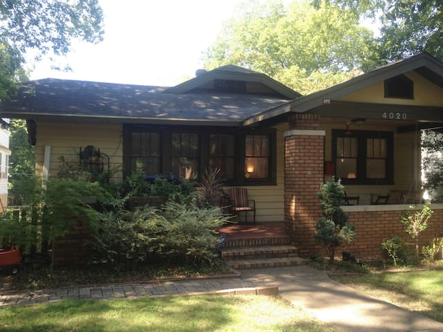 Charming Craftsman Bungalow near downtown BHM
