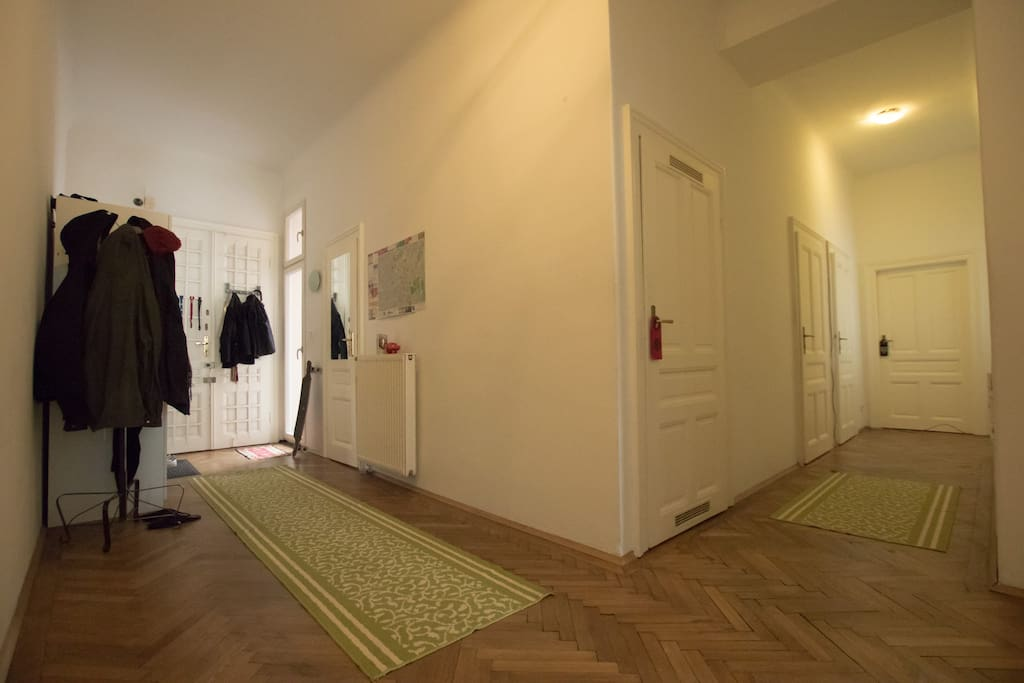 Enterance & Corridor