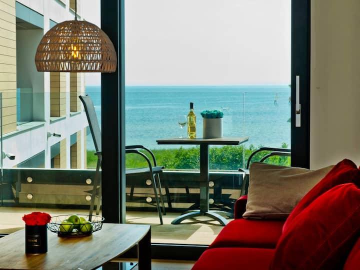 Seaview apartment/Widokowy z tarasem ZK 20