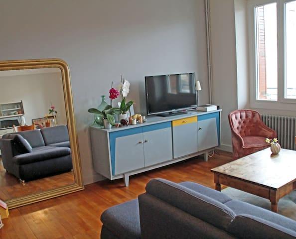 Appartement T4 quartier Soulages