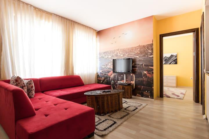 ÇANKAYA RESIDENCE 16 - Çankaya - Apartament