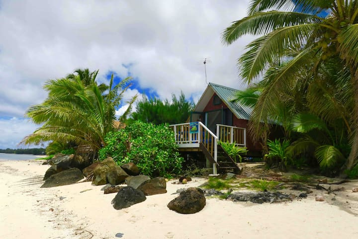 Molly's Beach Retreat Rarotonga - Takitumu District - 小木屋