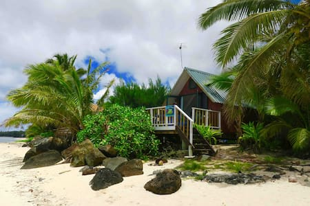 Molly's Beach Retreat Rarotonga - Takitumu District - 小屋