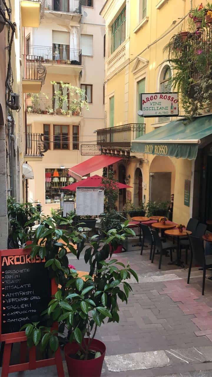 House Casa Naumachie in charming Taormina