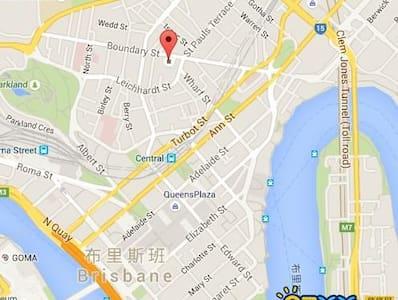 Brisbane Inner City 2 BR Apartment - Spring Hill