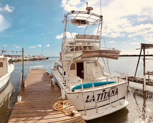 Sol Casita ∞ Private Boat / Lancha Privada