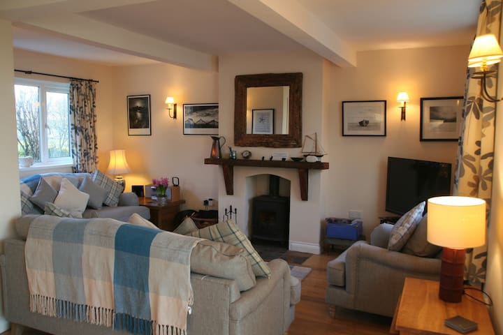 Driftwood. Fabulous selfcatering seaside cottage