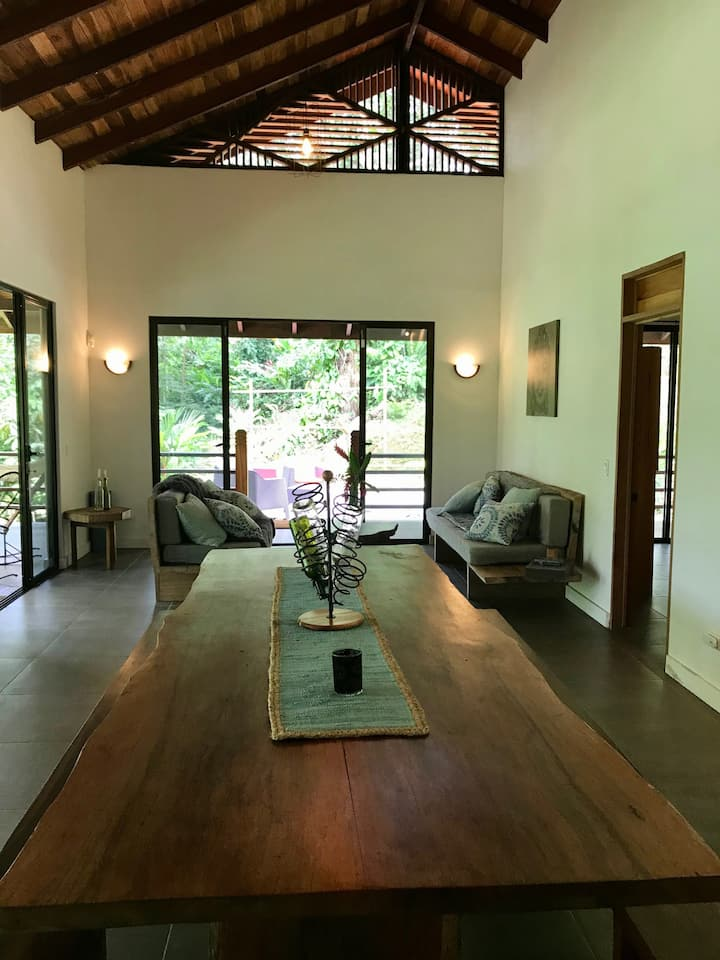 Modern House in Punta Uva - Selva del Mar