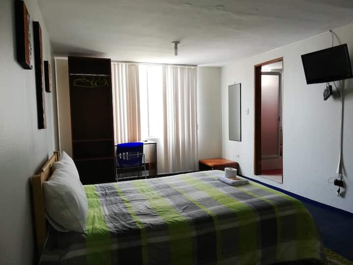 Private Room with view in San Borja