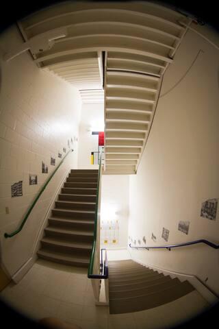Hostel Buffalo Group Accomadations