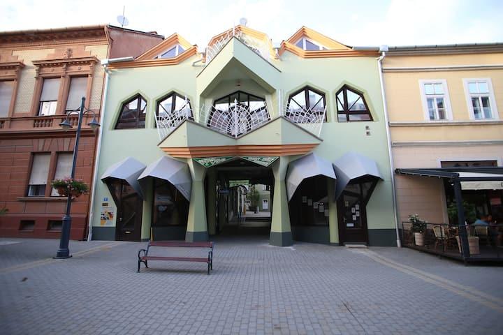 Centrum Lux 2 Apartmanok – Superior apartman