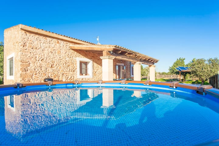Son Matet - nice country house with pool - Illes Balears - House