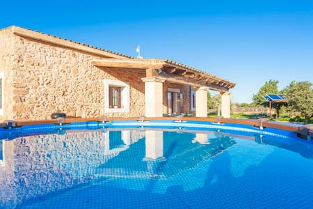 Son Matet - nice country house with pool - Illes Balears - Haus