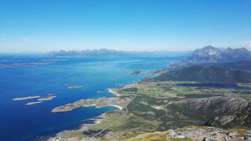 Wild, Reality Distant & Romantic - Kjerringøy - Cabaña