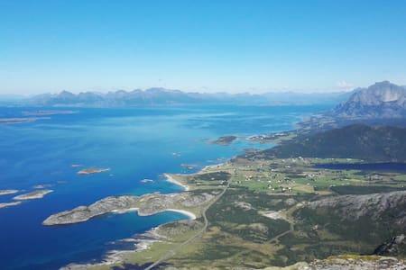 Wild, Reality Distant & Romantic - Kjerringøy