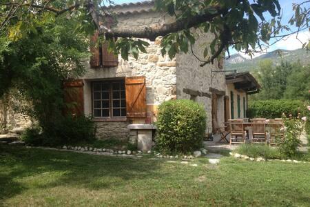 Maison Provençale de charme - Noyers-sur-Jabron - Villa