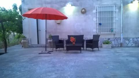 Casa  in affitto Rilievo Trapani brevi periodi