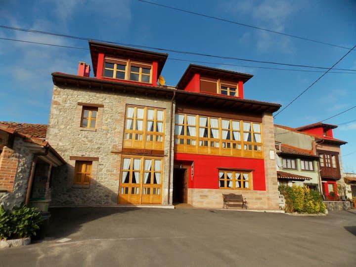 Llanes Apartamentos Vallanu-D 2 pax