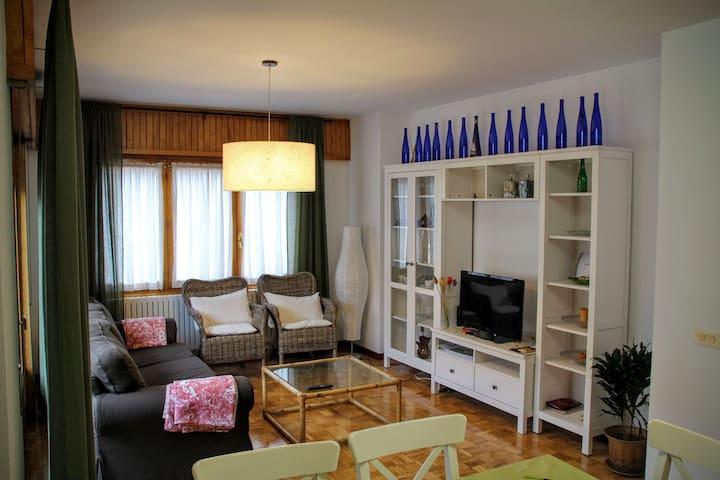 Gran apartamento para 7 pax