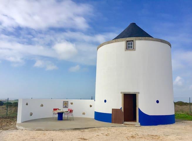 São João das Lampas Windmill - São João das Lampas - Hus