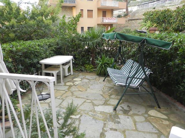 Appartamento marittimo per 4! - Cipressa - 公寓