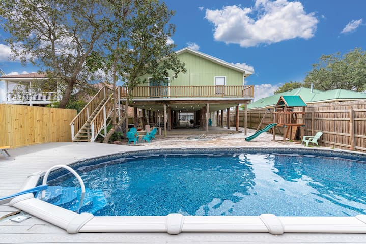Large Private (Heated) Pool 🏖️ No Service Fees! ⛱ Zula Beach House