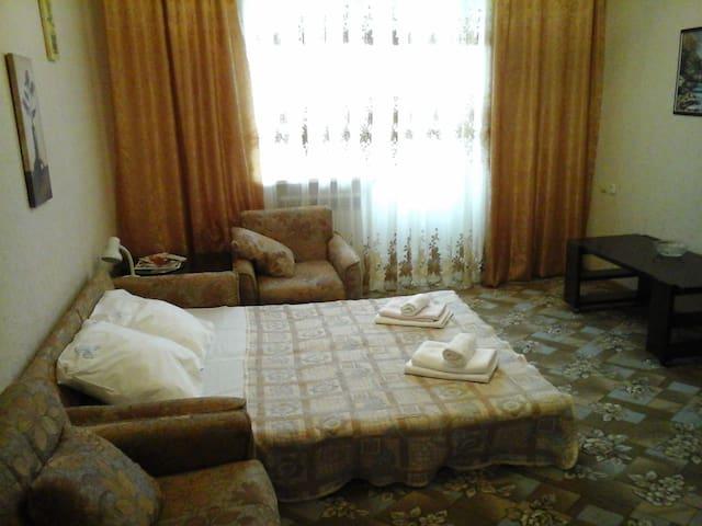 Сдам квартиру посуточно - Zheleznovodsk - Apartment