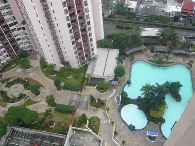 2Bedroom Apartment @Taman Rasuna - Setia Budi - Pis