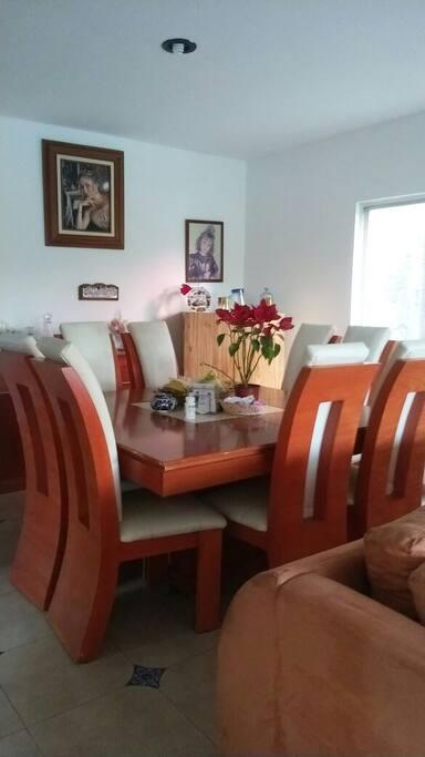 Dinning room / comedor