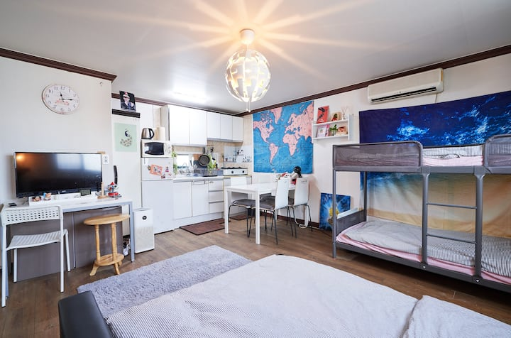PartyRoom +Comfortable Hongdae Playground House2