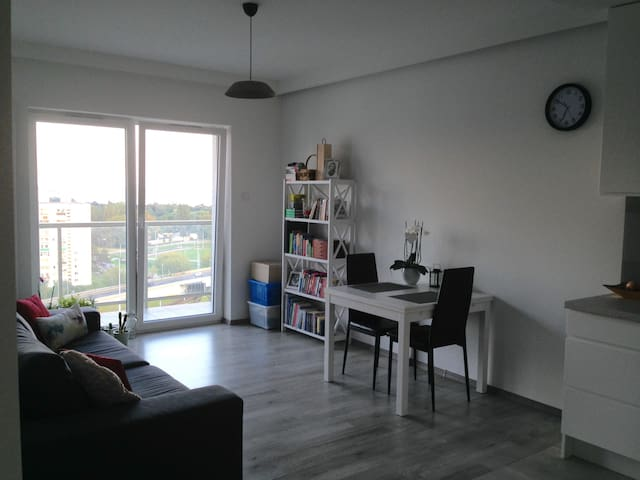 A room with sea view - Gdańsk - Appartement