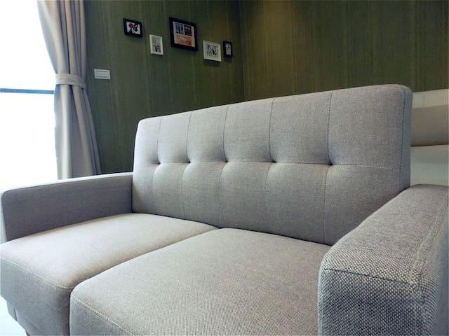 小花園 - 東區 - Appartement en résidence